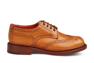 Anne Brogue Shoe