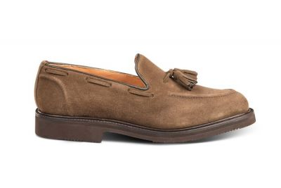 elton tassel loafer