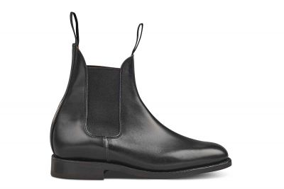 Lily Black Jodhpur Boot