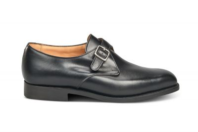 Mayfair Single Buckle Monk Shoe