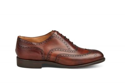 Norfolk Brogue Oxford Town Shoe