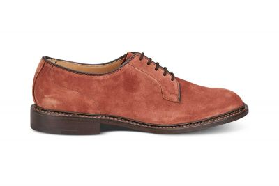 Robert Plain Derby Shoe - Ultra-flex