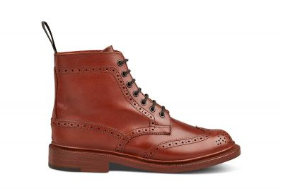 Stephy Brogue Boot