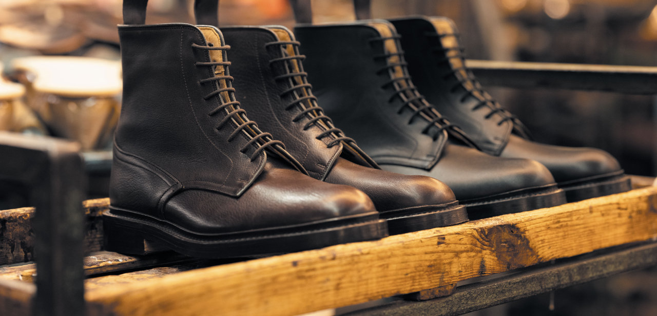 Trickers, Tramping Boots