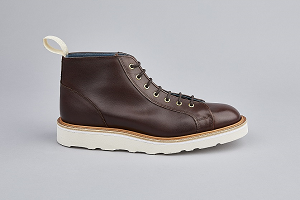 SS19 Ethan Monkey Boot in Naster Side View