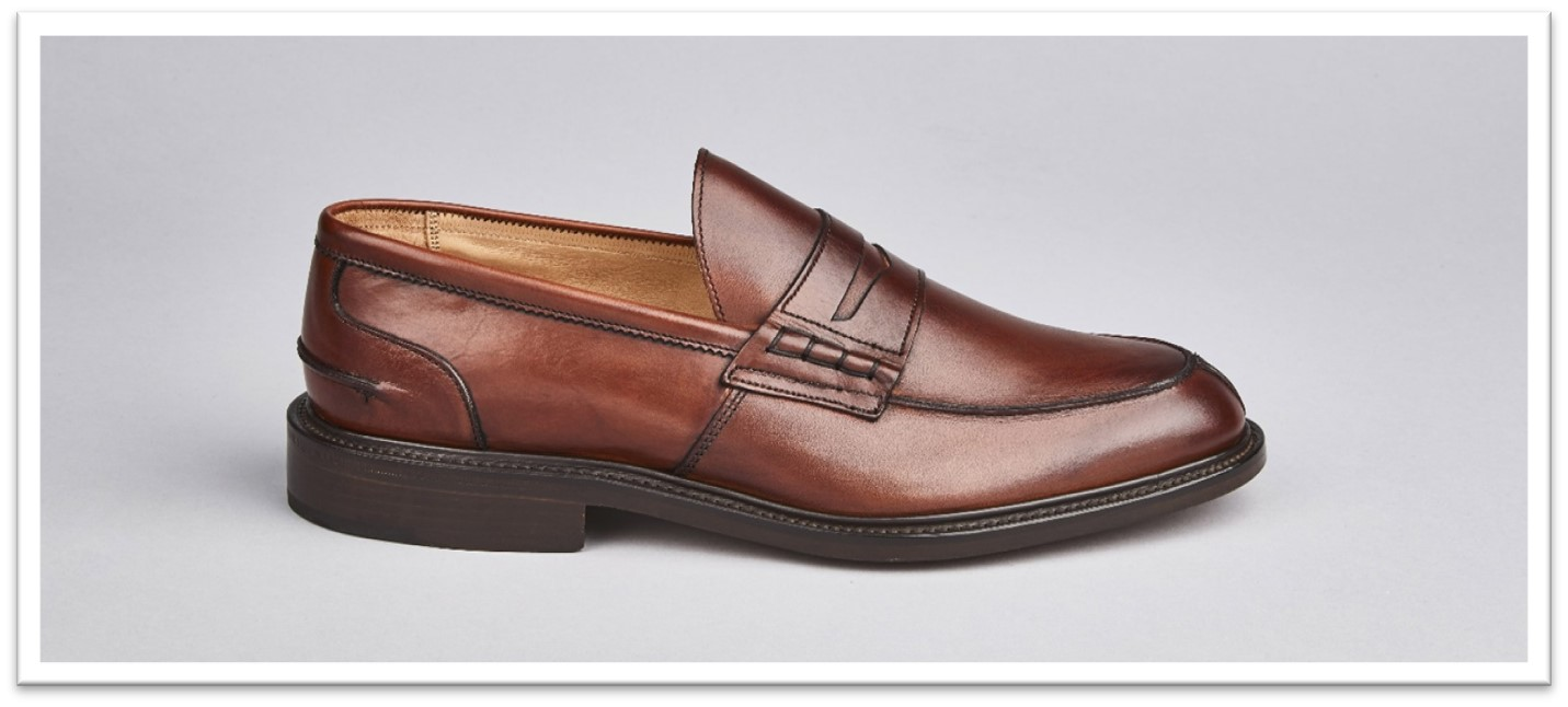 Tricker's James Loafer